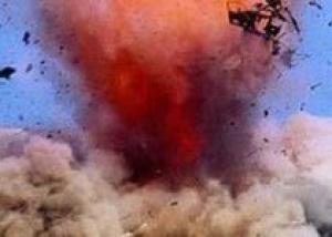 При испытании нового образца бомбы в Южной Корее пострадали люди