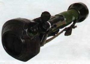 Ручной противотанковый гранатомет NLAW