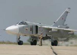 `Сухой` завершил модернизацию Су-24 для ВВС России