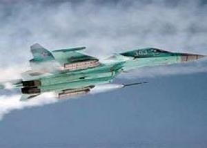 ВВС России получили еще два бомбардировщика Су-34