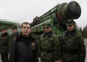 Договор СНВ будет предусматривать `радикальные` сокращения вооружений