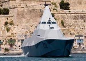 Шведские ВМС получили первые корветы-невидимк