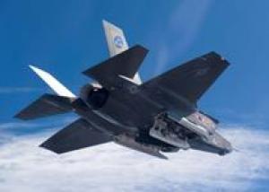 Первый экземпляр F-35 закончит жизнь мишенью