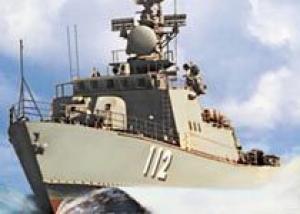 В России построен сторожевой корабль нового поколения
