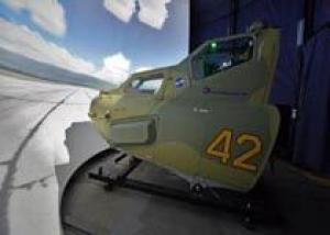 Тренажер экипажа вертолета Ми-28Н прошел госиспытания
