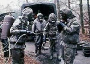 России осталось уничтожить 22 тысячи тонн химического оружия