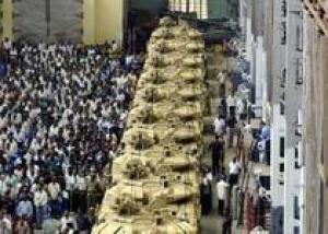 Т-90 станет основнім индийским танком в течении 30 лет