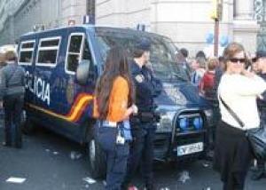 В Испании ввели 2-й уровень опасности из-за возможных терактов ЭТА