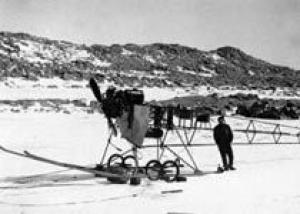 Найден один из старейших самолетов в мире