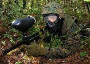 Пейнтбол и страйкбол станут єлементами подготовки спецназа МВД
