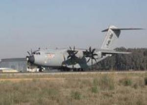 Концерн EADS может отказаться от проекта строительства самолетов A400M