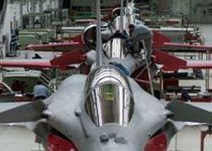 Вооруженные силы Франции получат 60 Rafale в 2015 году