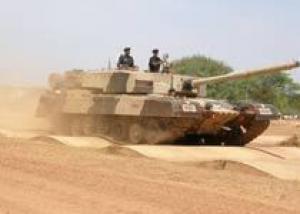 Индия сравнит собственный танк с российским Т-90