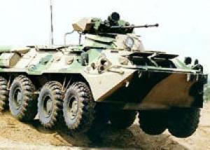 Новые БТР из Арзамаса поступят на вооружение летом 2010 года