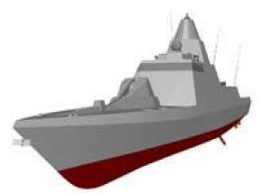 Fincantieri построит для ОАЭ корветы-невидимки