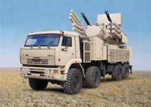 Россия ведет переговоры о поставках зенитных ракетно-пушечных комплексов `Панцирь` с несколькими странами - глава `Рособоронэкспорта`