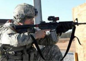 Американских солдат будут учить стрельбе по единой программе