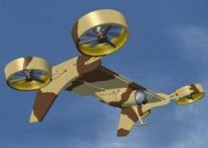 Британцы создадут беспилотное `летающее крыло`