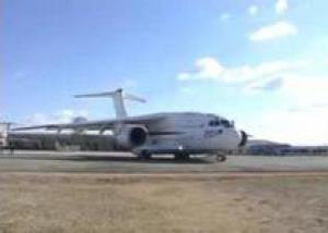 Новый военно-транспортный самолет для японских ВВС успешно прошел первые летные испытания
