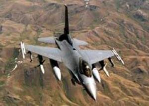 Испытана бортовая РЛС SABR истребителя F-16