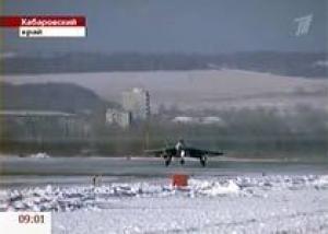 Первый полет российского истребителя пятого поколения прошел успешно