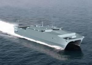 ВМС США увеличили заказ на высокоскоростные суда