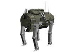 Пентагон создаст робота-мула для переноски тяжестей