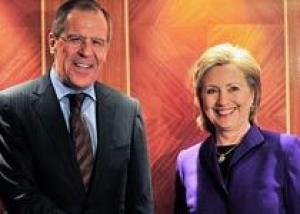Лавров обсудил с госсекретарем США вопросы ядерной безопасности