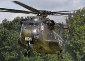 Модернизированный вертолет для ВВС Германии совершил первый полет