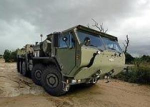 Oshkosh продала военных грузовиков на 158 миллионов долларов