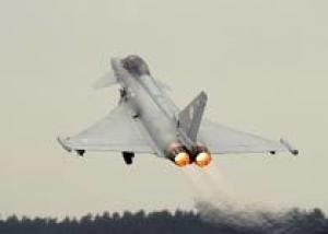Selex Galileo установит новые радары на истребители Typhoon
