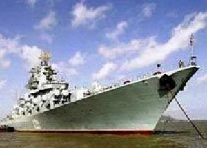Еще один иностранный флот на Украине?