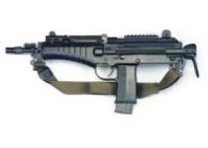 Индия разработала пробивной пистолет-пулемет
