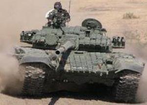 Raytheon модернизирует индийские Т-72