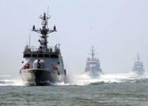 Военные КНДР проведут новые стрельбы в районе морской границы