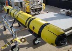 ВМС Великобритании получили подводного робота