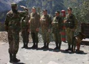 Российская военная база в Абхазии может быть обустроена к концу года