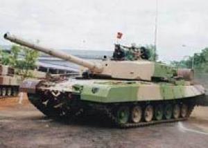 Индия начала сравнительные испытания танков Arjun и Т-90