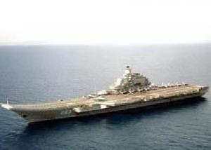 Техпроект российского авианосца разработают к концу 2010 года