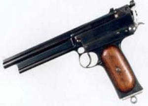 Пистолеты `Марс` Геббета Фейрфекса