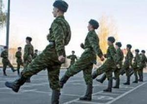 Срок службы в армии увеличен не будет