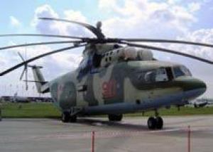 Продолжается рост продукции вертолетной индустрии