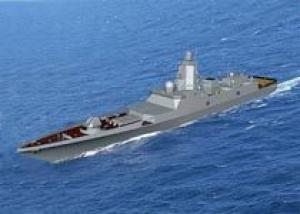 ВМФ получит головной фрегат `Адмирал Горшков` проекта 22350 в 2011 году