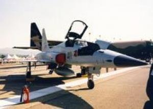 Южная Корея приостановила полеты всех истребителей