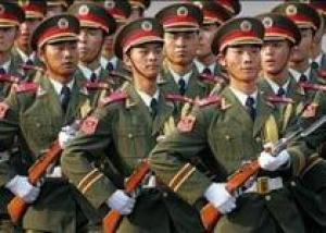 Китай вооружается: военный бюджет в 2010 году увеличен до $78 млрд