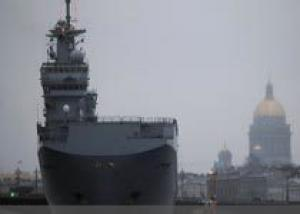 РФ не будет использовать `Мистраль` против НАТО, уверен генсек альянса