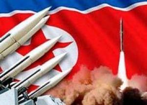 В КНДР создана дивизия баллистических ракет