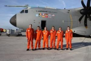 Страны-участницы проекта A400M достигли договоренности о его финансировании