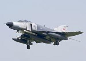 Турция получила первый модернизированный истребитель F-4E