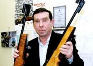 К винтовке `Биатлон` претензий нет